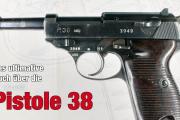 Neu: Das Buch über die Pistole 38