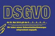 DSGVO tritt in Kraft - neue RWM-Datenschutzbestimmungen