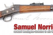 Neues Buch: Der Waffenhändler Samuel Norris